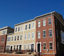 Townhomes at Sheridan Station