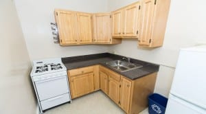 Kitchen in Washington DC Apartments for Rent