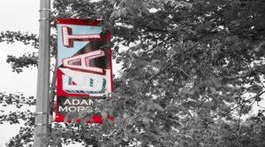 The Shawmut: Pet Friendly: DC Apartments: Adams Morgan Flag: