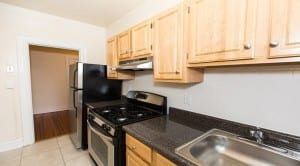 2701 Connecticut Ave: DC Apartments: Kitchen