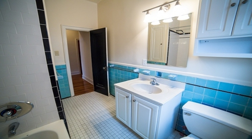 DC Apartments for Rent Bathroom