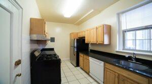 Kitchen DC Apartments