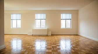 2800 Woodley Road: DC Apartments for Rent: Living room: Hardwood Floors
