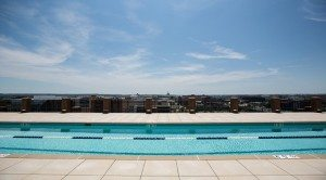 2m street apartments: DC Apartments: DC Rentals: Amenity Space: Rooftop Pool