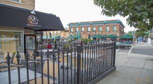 DC Apartments for Rent Restaurant