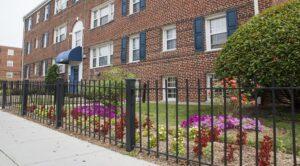 Jetu Apartments: Washington DC: Curb Appeal