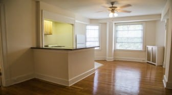 Wakefield Hall Apartments: DC Apartment Rentals: Living Room