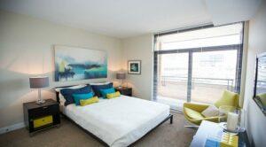 2M Street Apartments: DC Apartments: DC Rentals: Washington DC:One Bedroom:1 Bedroom