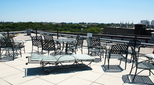 2701 Connecticut Ave: DC: Amenity: Rooftop Deck