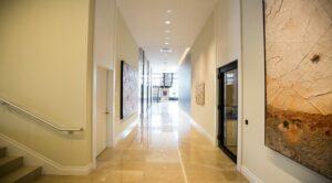 2M Street Apartments: DC Apartments: DC Rentals: Washington DC: Hallway
