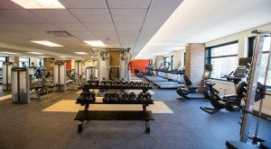 2m street apartments: DC Apartments: DC Rentals: Amenity Space: Fitness Center