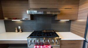 2m street apartments: DC Apartments: DC Rentals: Amenity Space: Chefs Kitchen: Wolf Appliances
