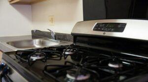 Washington DC Rentals stove sink