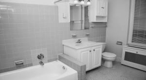 Washington DC Rentals Bathroom