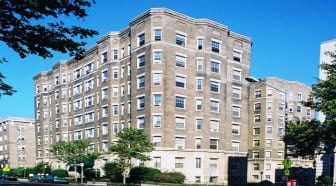Washington DC Apartment Building