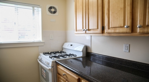 Kitchen In Washington DC Rental