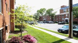 Washingotn DC area rentals with parking