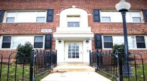 Fairway Park: Washington DC Apartments: Entrance