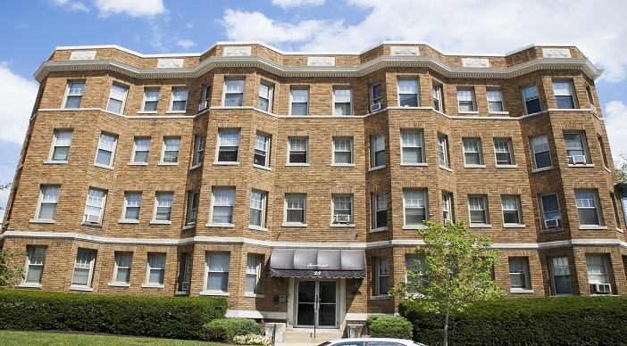 dc apartment rentals