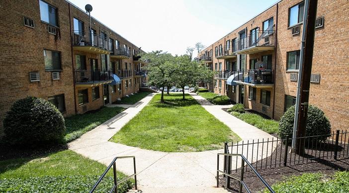 Northeast Washington DC Apartment Rentals