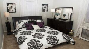 Garden Village Apartments: DC Apartments: Southeast: Bedroom