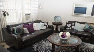 Garden Village Apartments: DC Apartments: Southeast: Living Room