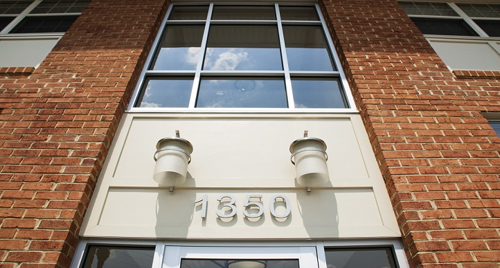 Washington DC Apartment building