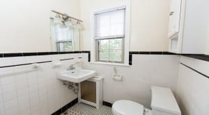 Meridian Apartments: Washington DC Apartments: Bathroom