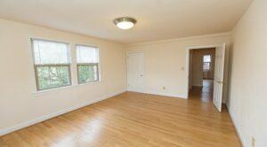 Meridian Apartments: Washington DC Apartments: Bedroom