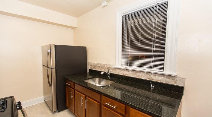 Kitchen Washington DC Apartments for rent