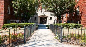DC Apartment Rentals Entrance