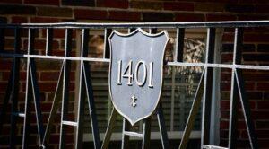 DC Apartment Rentals Building Number