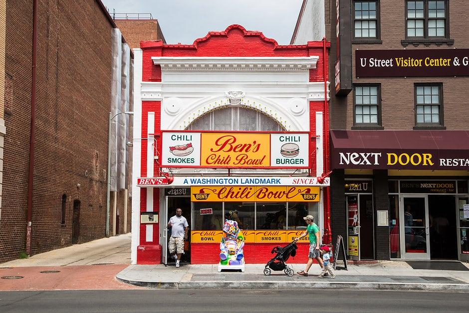 U Street Corridor Soul Food Restaurants