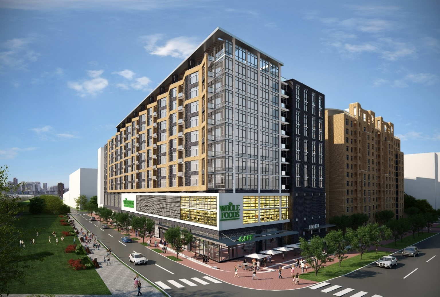 Construction Begins at 800 New Jersey Ave