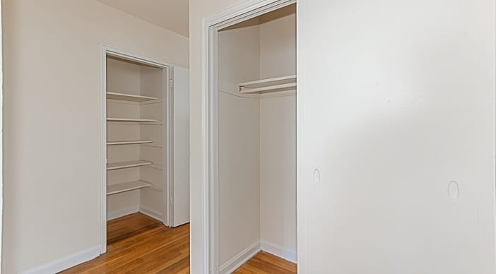 120Trenton Apartments Washington DC Southeast For Rent Hall Closets