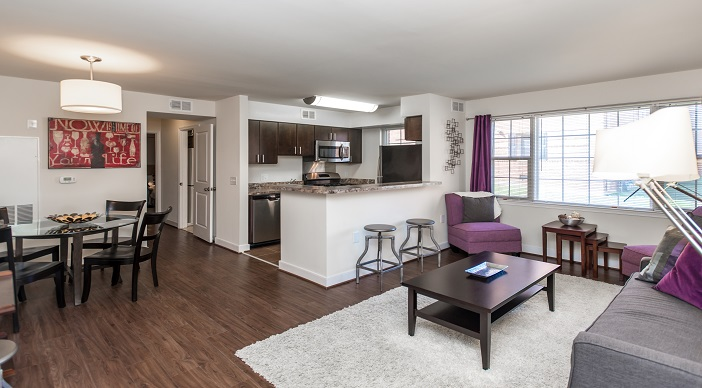 fairway-park-apartments-northeast-dc-rentals-model-apartment