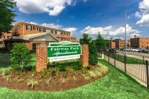 Fairway ParkApartments Northeast DC Tax Credit