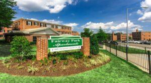 fairwaypark-apartments-northeast-dc-rentals-sign