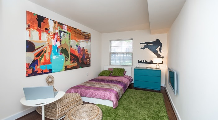 fairwayparkapartments-northeast-dc-rentals-smallerbedroom