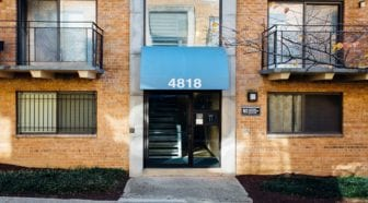 fort-totten-apartments-ne-dc-rental-building-entry