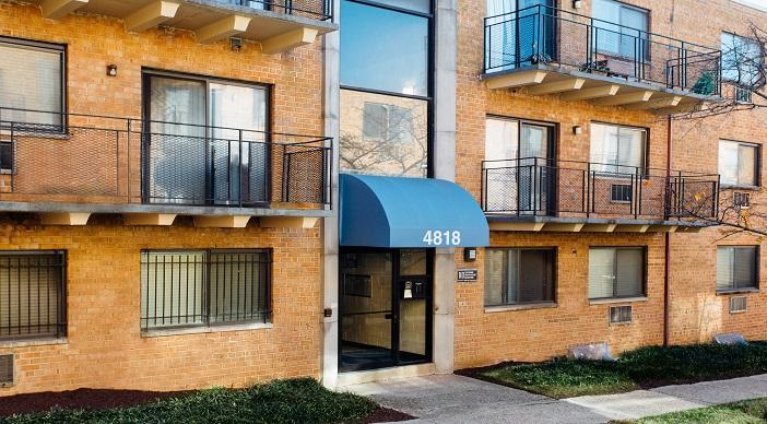 fort-totten-apartments-ne-dc-rental-building-exterior