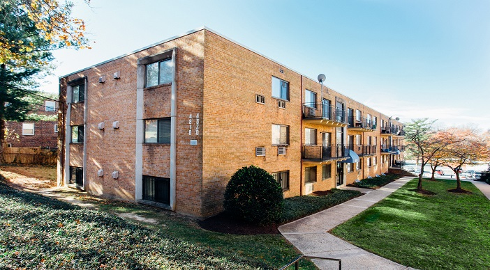 Fort Totten NE DC Rental Apartments