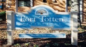 fort-totten-apartments-ne-dc-rental-property-sign
