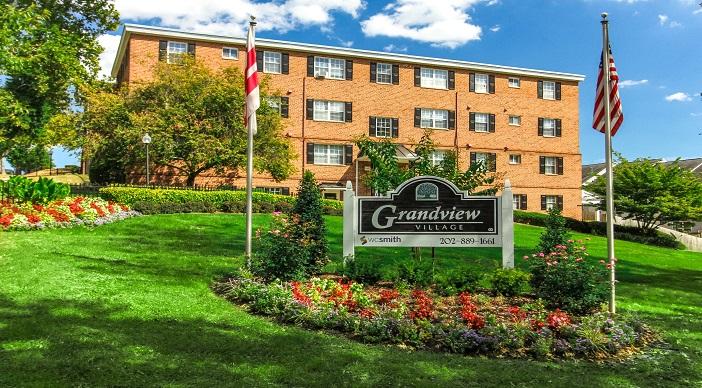 Grandview SE DC Rent Control Apartment Building