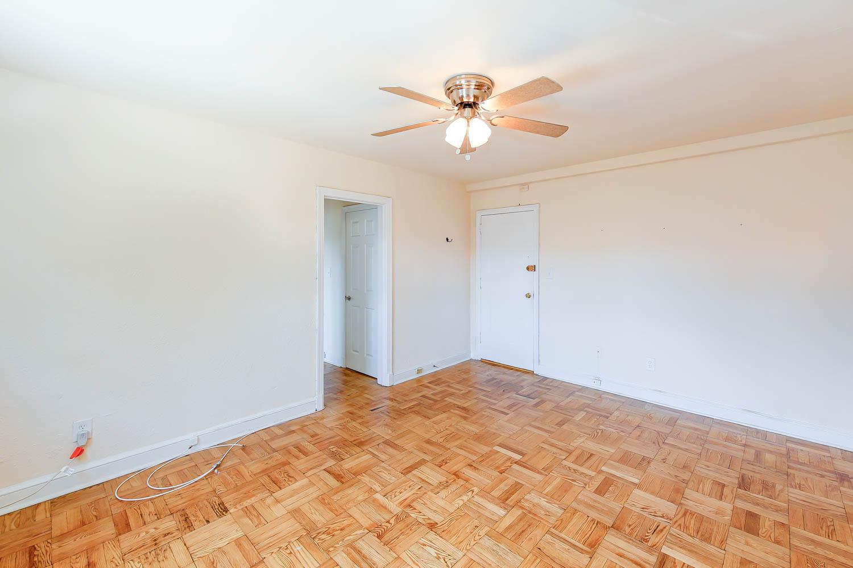 Meridian Apartments Northwest DC Rentals Front Door