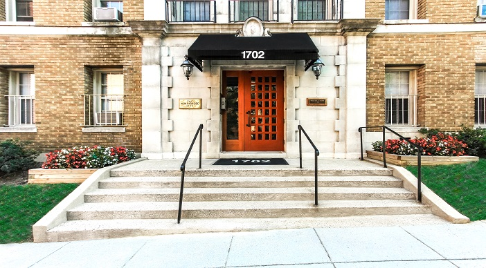 1 Bedroom Apartments For Rent | Search 78 Apartment Buildings In Dc Wc Smith