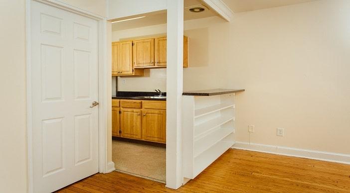 NE DC Rent Control Apartment