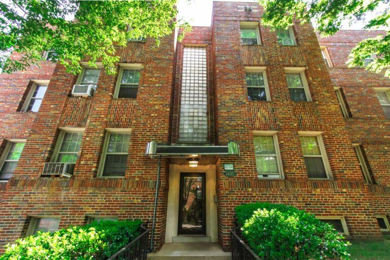 NW DC Apartment Rentals