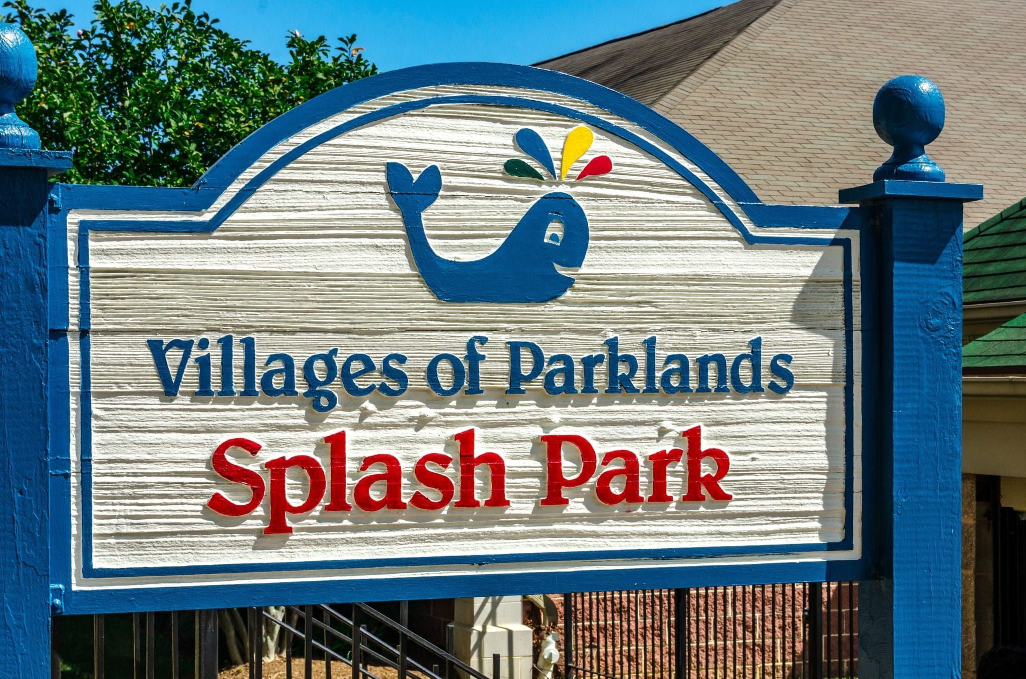 Villages of Parkland Splash Park