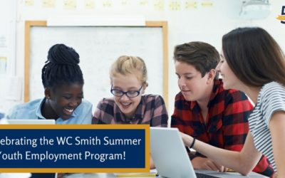 Celebrating the WC Smith Summer Youth Employment Program